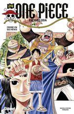 Couverture Croire en ses rêves - One Piece, tome 24