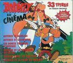 Pochette Astérix au cinéma