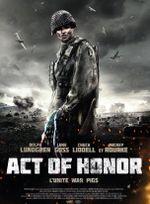 Affiche Act of Honor, l'unité War Pigs