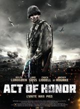 Affiche Act of Honor, l'unité War Pigs