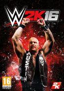 Jaquette WWE 2K16