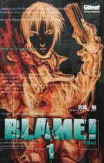 Couverture Blame!, tome 1
