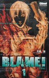 Couverture BLAME!