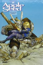 Couverture Appleseed, tome 3