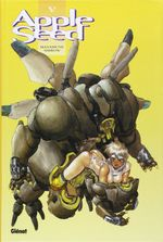 Couverture Appleseed, tome 5