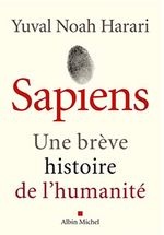 Couverture Sapiens