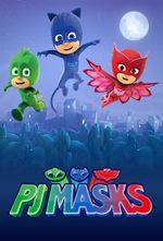 Affiche PJ Masks