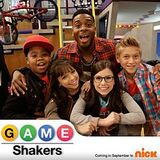 Affiche Game Shakers