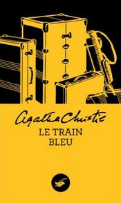Couverture Le Train bleu