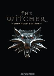 Jaquette The Witcher : Enhanced Edition