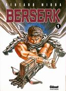 Couverture Berserk, tome 1