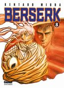 Couverture Berserk, tome 8