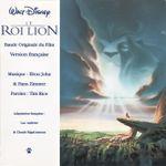 Pochette Le Roi Lion (OST)
