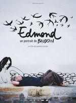 Affiche Edmond, un portrait de Baudoin
