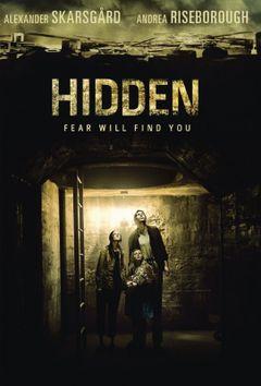 Hidden (2015) affiche