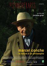 Affiche Marcel Conche, la nature d'un philosophe