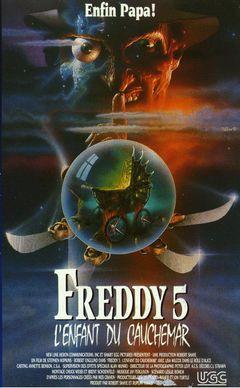 Affiche Freddy 5 : L'Enfant du cauchemar