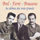 Pochette Les Débuts des Trois Grands : 1952-1954