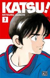 Couverture Katsu!, tome 7