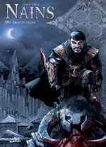 Couverture Ordo du Talion - Nains, tome 2