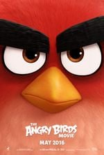 Affiche Angry Birds le film