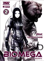 Couverture Biomega, tome 2