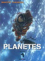 Couverture Autant de débris que d'étoiles - Planetes, tome 1