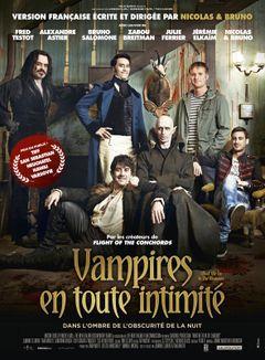 Affiche Vampires en toute intimité
