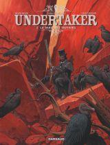 Couverture La Danse des vautours - Undertaker, tome 2