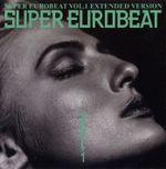 Pochette Super Eurobeat, Volume 1