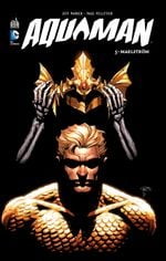 Couverture Maelstrom - Aquaman, tome 5