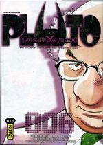 Couverture Pluto, tome 6