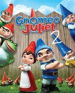 Affiche Gnomeo et Juliette : Sherlock Gnomes