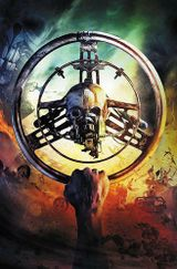 Couverture Mad Max Fury Road
