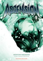 Couverture Ascension, tome 9