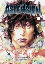 Couverture Ascension, tome 10