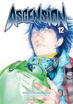 Couverture Ascension, tome 12