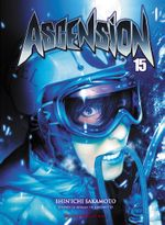Couverture Ascension, tome 15