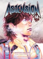 Couverture Ascension, tome 14