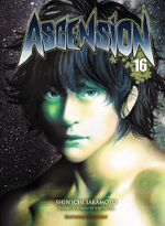 Couverture Ascension, tome 16