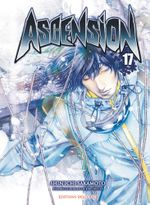 Couverture Ascension, tome 17