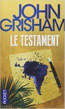 Couverture Le Testament