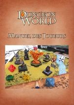 Couverture Dungeon World - Manuel du Joueur