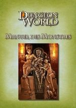 Couverture Dungeon World - Manuel des Monstres