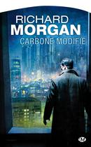 Couverture Carbone modifié - Takeshi Kovacs, tome 1