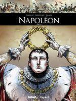 Couverture Napoléon - Ils ont fait l'Histoire, tome 2