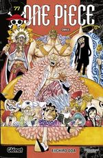 Couverture Smile - One Piece, tome 77