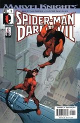 Couverture Jour de gloire : Spider-Man
