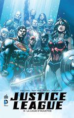 Couverture La Ligue d'Injustice - Justice League, tome 8