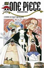 Couverture L'Homme qui valait 100 millions - One Piece, tome 25